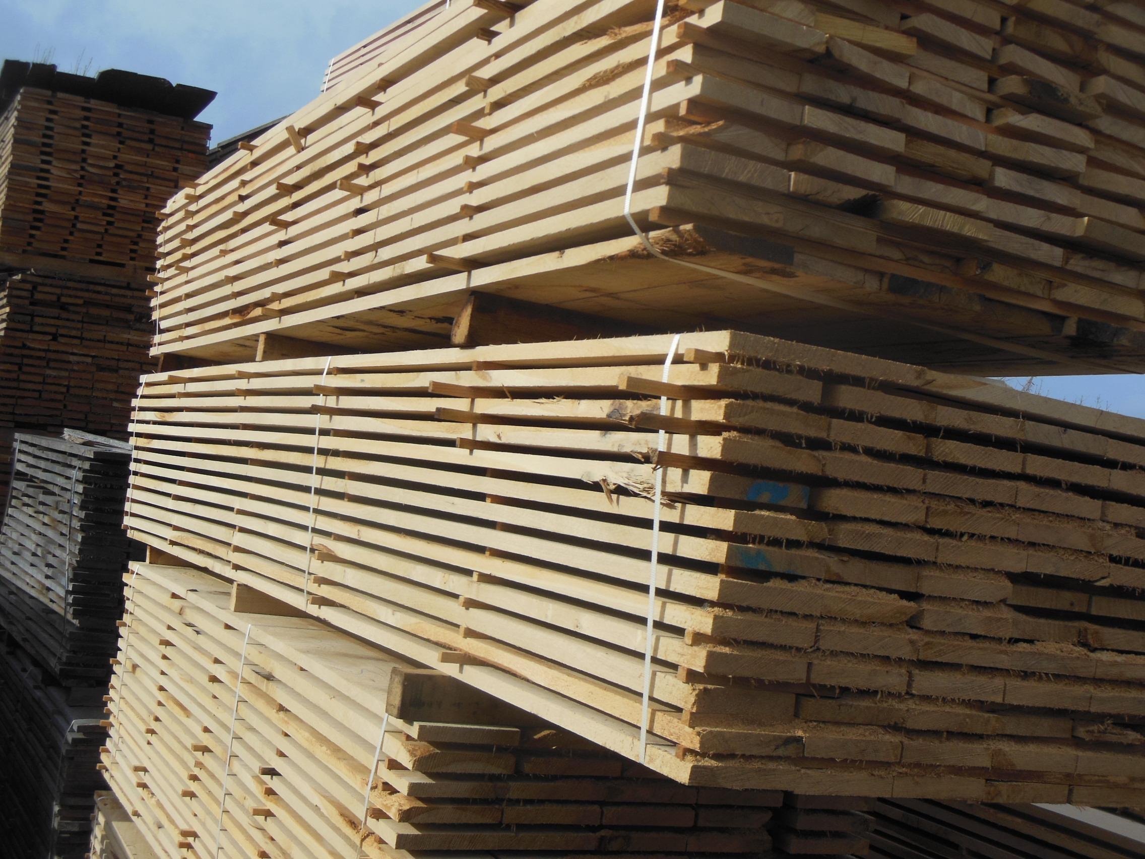 Pl lf 27 260 planche de chene ep 27 mm dpi for Construction en bois var